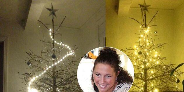 Marlene älskar sin julgran - från 2014!