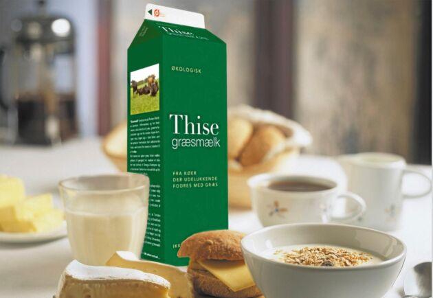 Danska Thise Mejeri har också tagit fram egna kriterier för djurvälfärden som kopplas till gräsmjölken. Arkivbild.