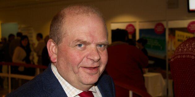Eskil Erlandsson kryssades kvar i riksdagen