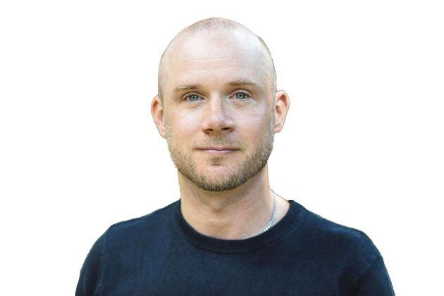 Lars-Anders Johansson, författare och journalist