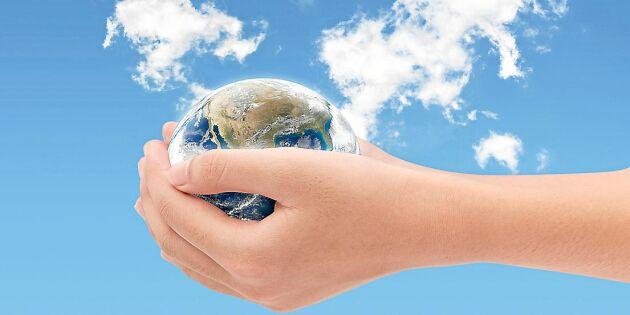 Hur klimatsmart lever du? Testa själv!