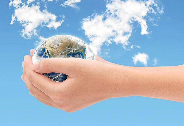 Är du rädd om vårt jordklot - och har koll på dina växthusutsläpp?