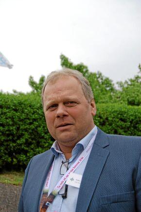 Anders Rolfsson, ordförande Skånemejerier ekonomisk förening.