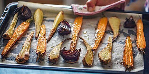 Mat i säsong: 9 råvaror du ska passa på att äta i januari