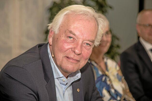 Hans Jonsson, fd LRF-ordförande.