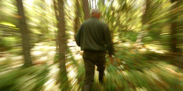 """""""Vad händer när skogsägarnas goda vilja förbrukas?"""""""