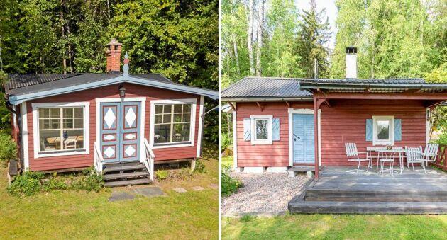 Garantera grannsämjan genom att köpa en tomt med två hus - ett för dig och ett för en nära vän eller god släkting.