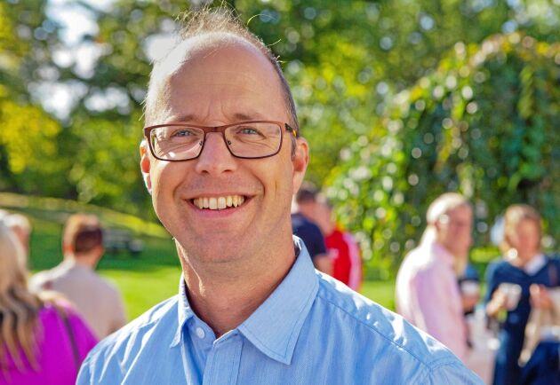 Markus Hoffman, LRF:s expert på vatten och växtnäring.