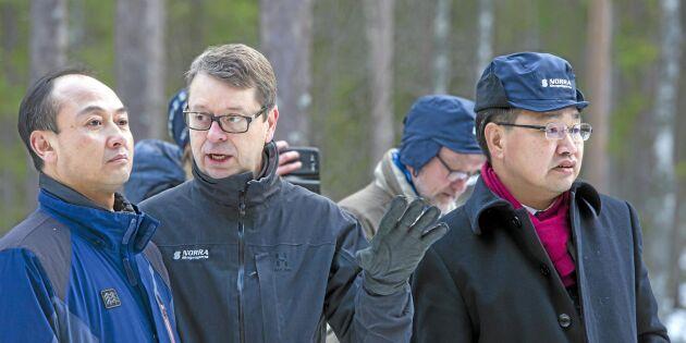 Svensk skogsägarmodell på export till Kina
