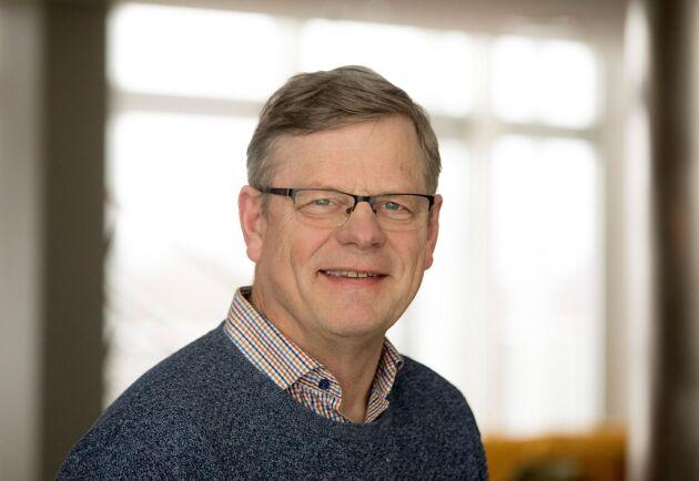 Göran Örlander är skogsstrateg på Södra skogsägarna.