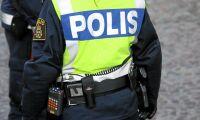Polisjakt stoppade traktortjuvar