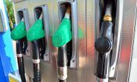 Priserna på diesel och bensin sänks