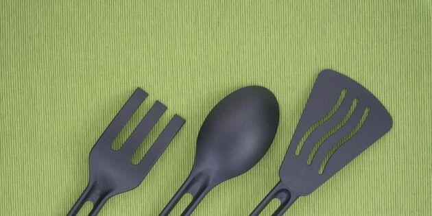 5 av de värsta plastprylarna i ditt hem!