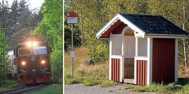 Så ska landsbygdens vägar och järnvägar förbättras – partiernas förslag!