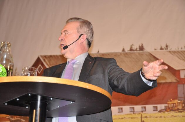Landsbygdsminister Sven-Erik Bucht (S) har på kort tid fört i hamn både livsmedelsstrategi och förslag från landsbygdskommittén.