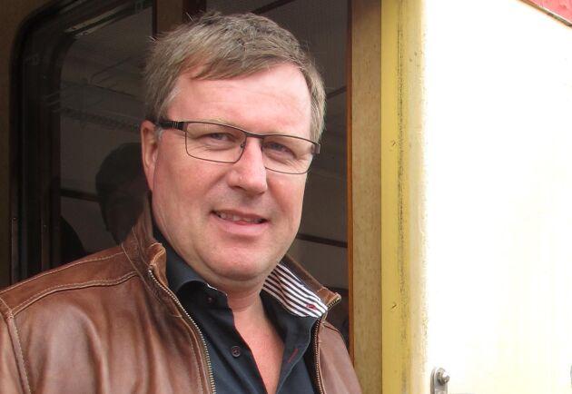 Lars-Ove Johansson lämnar posten som regionordförande för LRF Sydost.