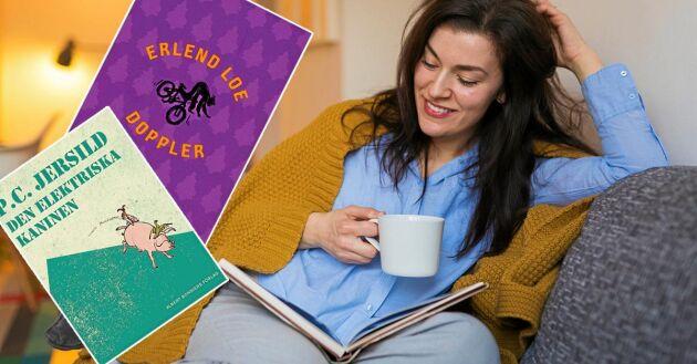 Här får du tips på 10 lättlästa böcker som kommer att få dig att glömma tid och rum!
