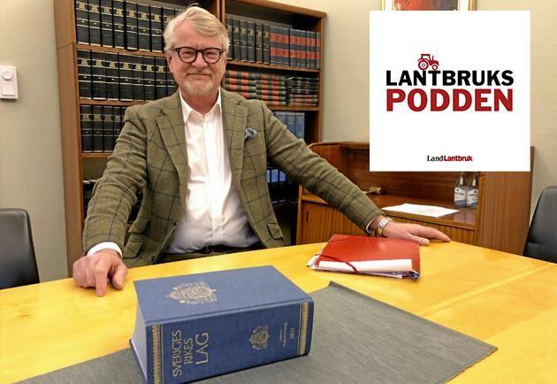 Sven Severin är brottsmålsadvokat och specialiserad på jaktbrottsmål. Han gästar Lantbrukspodden där han intervjuas av Göran Berglund.