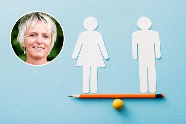 Dorit Greve, VD för Växa Sverige och ledamot av Jämställdhetsakademin