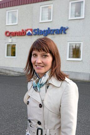 Linda Nyström, verksamhetschef i klustret, jobbar för att få in mer mångfald för att kunna lösa framtidens utmaningar på nya sätt.