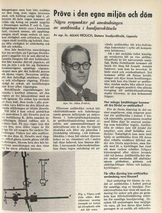 Debatten fortsatte i nummer 45, då med ett inlägg av Allan Frölich.