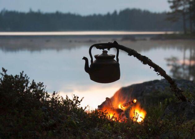 En panna focaccia – rustikt och gott till grillat
