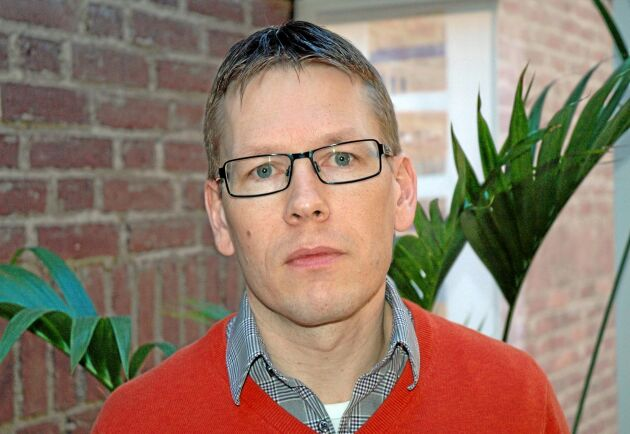 Patrik Alenfelt, Jordbruksverket.