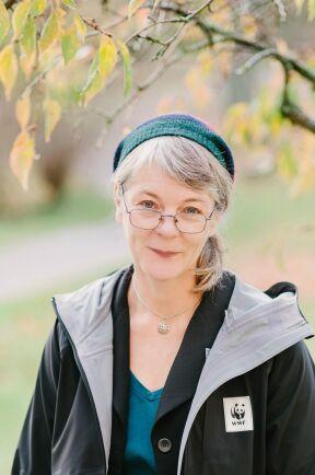 Anna Richert, handläggare av matfrågor vid Världsnaturfonden, WWF.