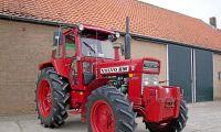 Holländarna byggde egen 4WD