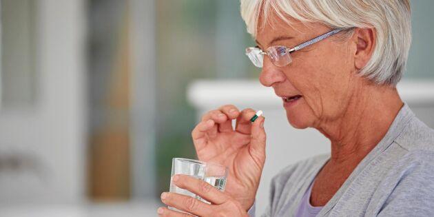Ny svensk studie: Medicin mot halsbränna kan öka risken för demens