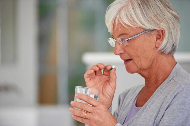 Långvarig användning av medicin mot magkatarr och halsbränna kan öka risken för demens.
