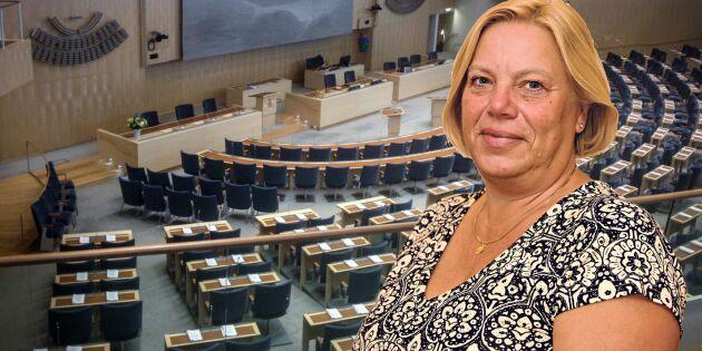 """""""Nya landsbygdsministern överraskade i regering"""""""