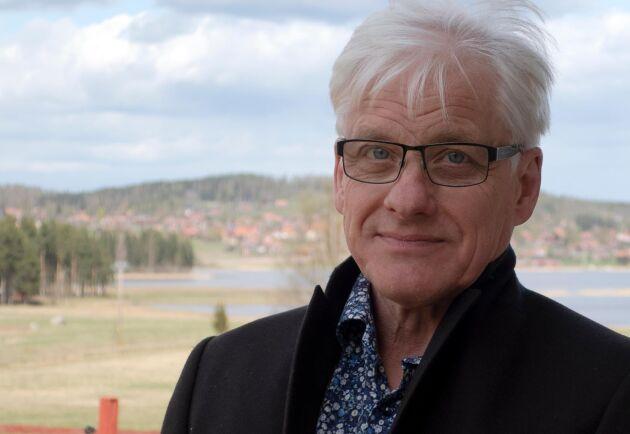 Anders Sjölund, nationell samordnare landskapsfrågor på Trafikverket.