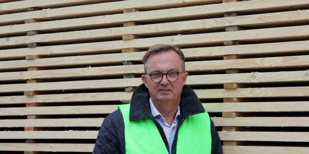 Konkurrenterna köper Rörviks sågverk