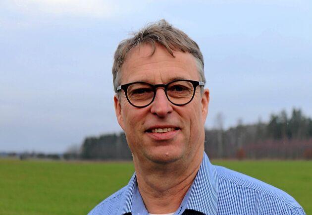Ingemar Gruvaeus, chefsagronom på Yara, har analyserat försöksresultaten från Sverigeförsöken.
