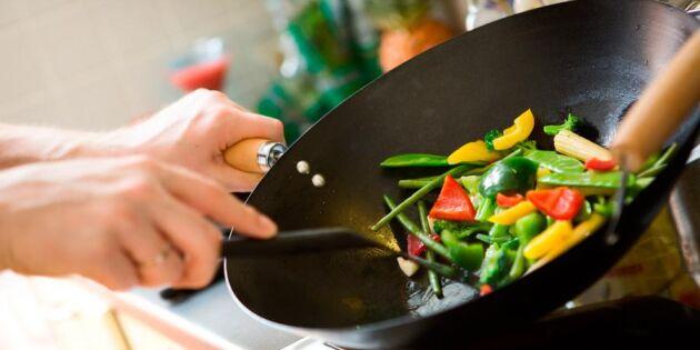 Välj rätt matfett – så mycket kemikalier bildas när du steker