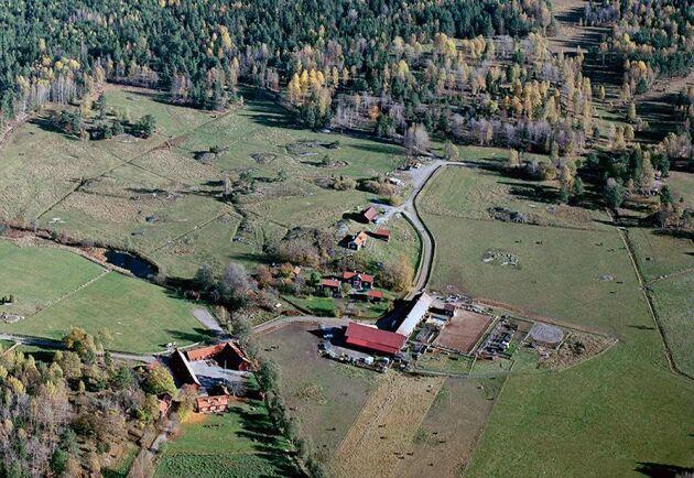 Naturvårdsverket har köpt Åva gård för 30 miljoner kronor av Stockholms stad.