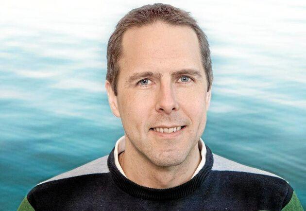 Anders Skarstedt, utredare vid enheten för tillsynsutveckling.