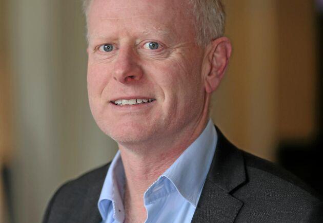 Håkan Henriksson, näringslivschef på Jordbruksverket.