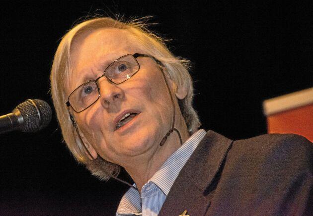 Bengt Classon, Bollebygd, är ordförande för valberedningen i LRF Västra Götaland.