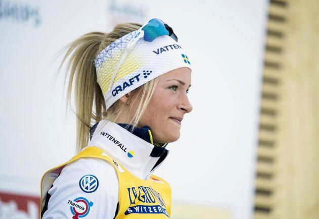 Frida Karlsson är från Sollefteå.