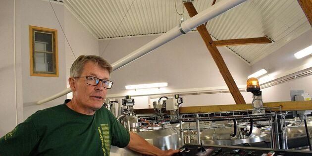 Ölpionjären som vill underlätta för svenska bryggerier