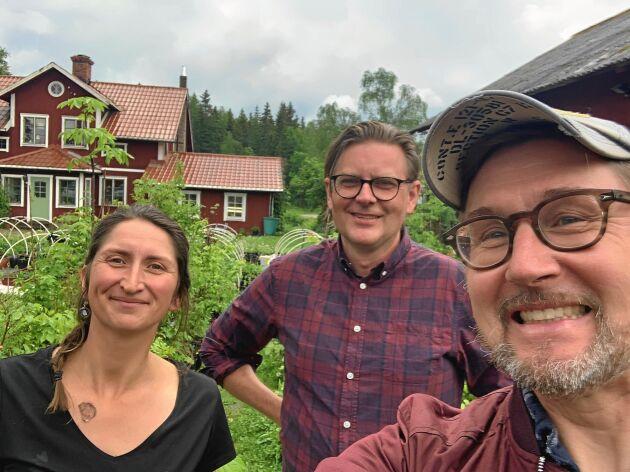 Malin Wedrén och Mats Thorburn är engagerade i Fjärdhundraland som du hör mer om i Landpodden. Programledare är Lands chefredaktör Joel Linderoth.