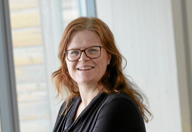 Anna Stjernström, skogsägare och historiker, skriver krönikor i Land Skogsbruk.
