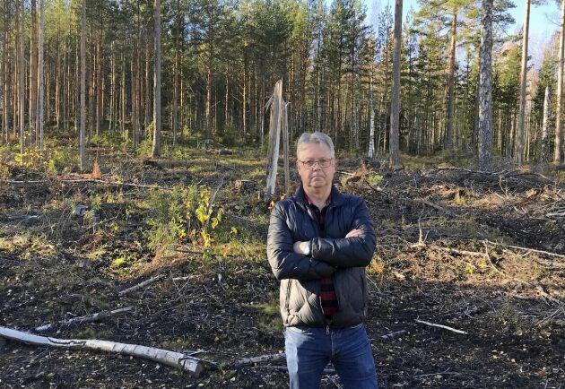När Björn Hansols skulle avverka ett skogsskifte bedömdes det som nyckelbiotop. Efter att ha stångats mot Skogsstyrelsen i snart ett år har Björn Hansols valt att acceptera ett bud för inlösen.