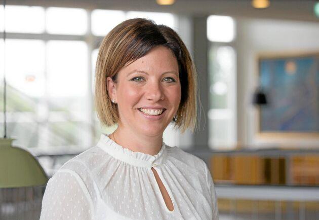Sofia Petersson, virkeschef Södra.