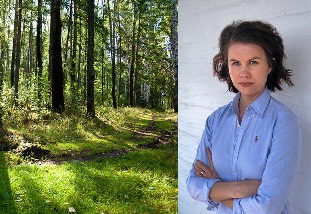 Det behövs bättre balans i skogsdebatten, anser Ester Hertegård i sin ledare.
