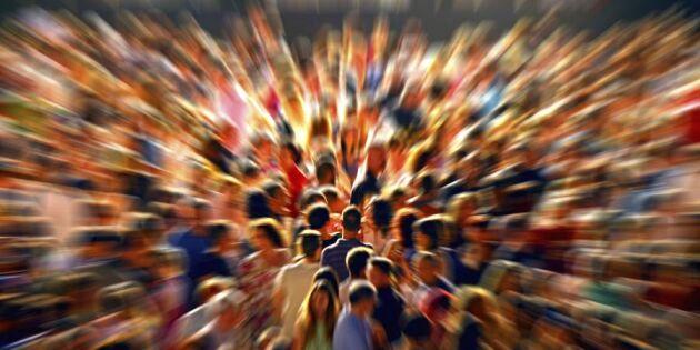 Flykten till städerna - vi slår hål på myterna