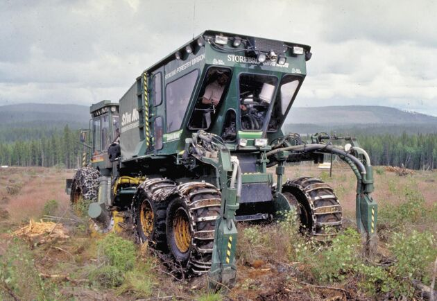 Satsningen på den senaste planteringsmaskinen, Silva Nova, las ned på tidigt 1990-tal. Men sen dess har både tekniken och kostnaden för plantörer utvecklats fort, och gruppen bakom Plantma X anser att tiden nu är mogen för ett nytt försök.