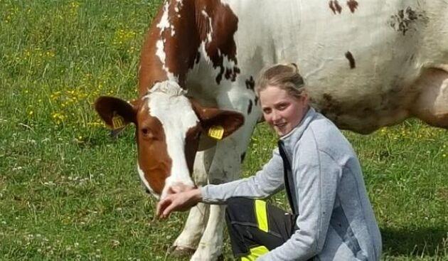Jessica Birgersson, Vänersborg, Årets Unga bonde 2016.